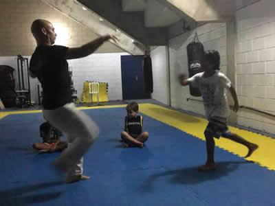 Capoeira em Bertioga