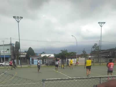 Futsal em Bertioga
