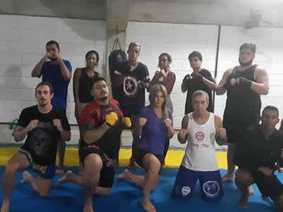 Muay Thai em Bertioga