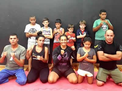 Aula de Jiu-Jitsu em Pindamonhangaba
