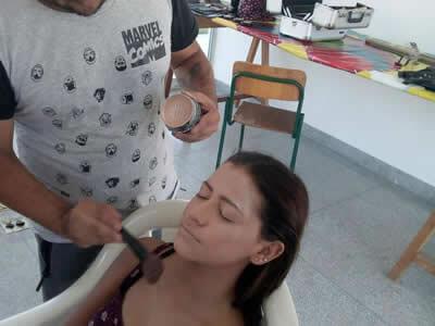 Aula de Maquiagem em Pindamonhangaba