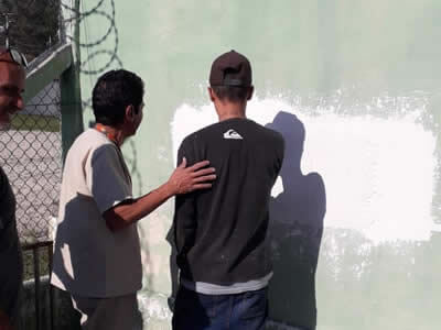 Aula de Pintura em Pindamonhangaba